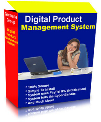 Product picture * New Digital Product Management System
