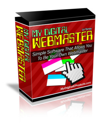 Product picture My Digital Webmaster - Create Atractive Sites in few Mins !