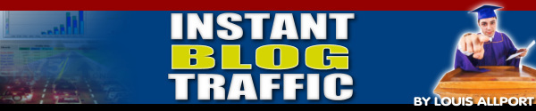 Product picture New Instant Blog Traffic ! Make Money with Blog